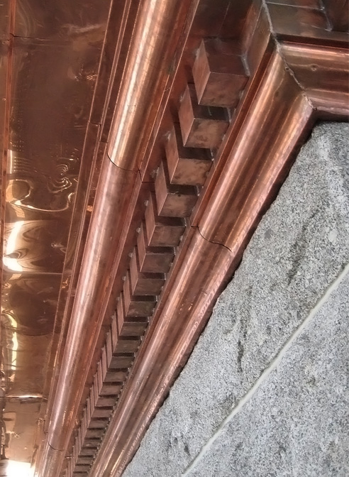cornice restoration dingle