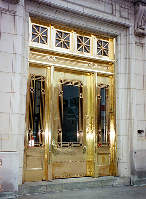 bronze kalamein project