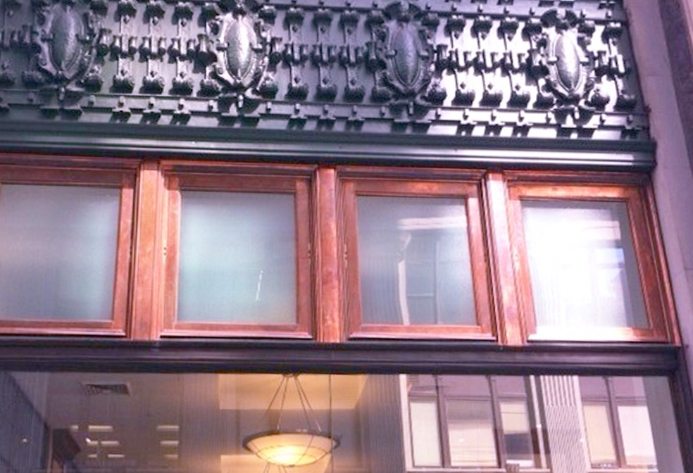 kalamein transom windows new york