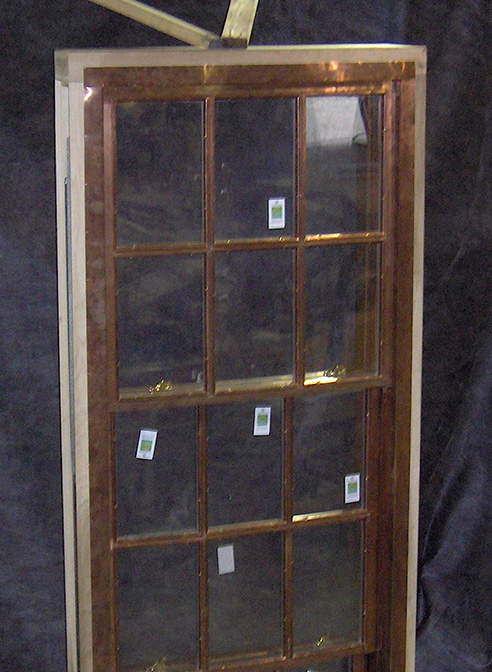 tripple hung window kalamein project