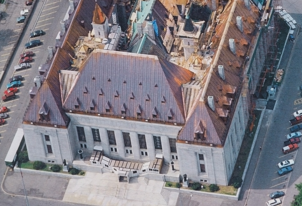 Building Restoration Supreme Court Of Canada Heather