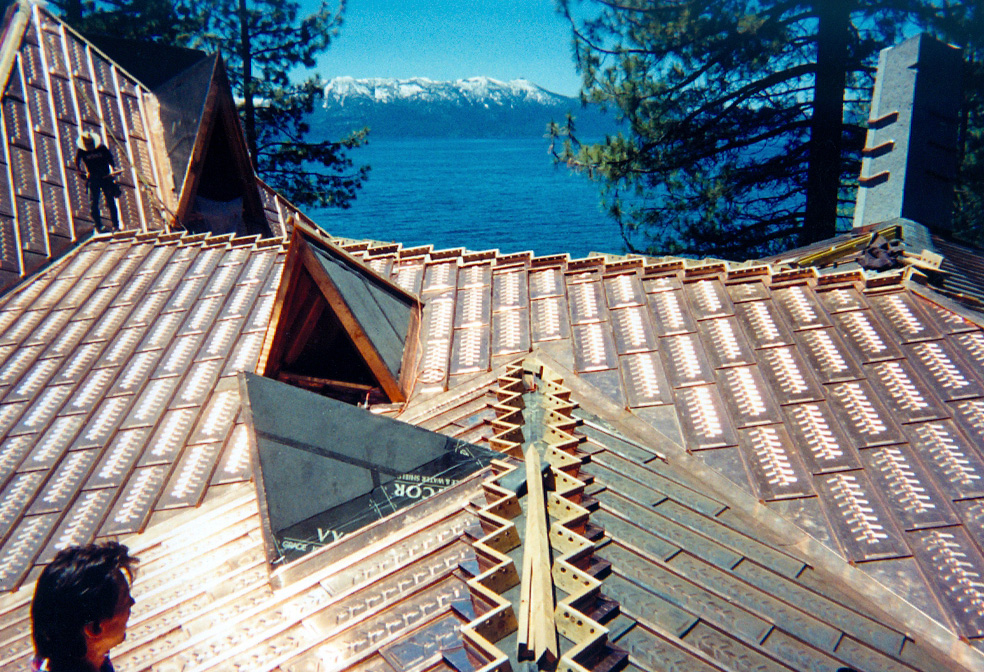 copper roof tahoe