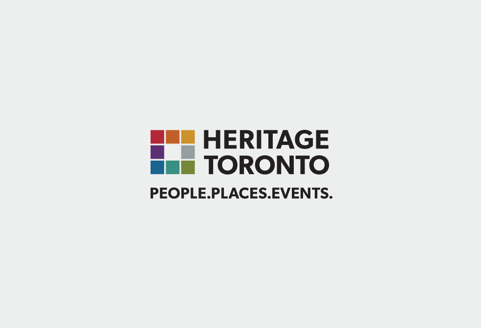 winner of heritage toronto award