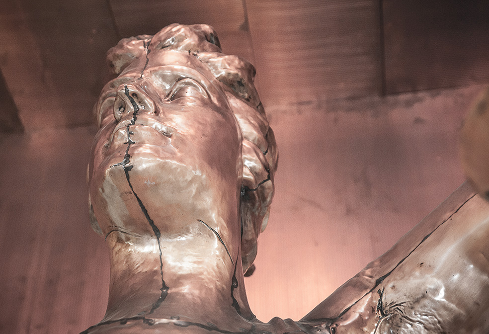 lady justice face