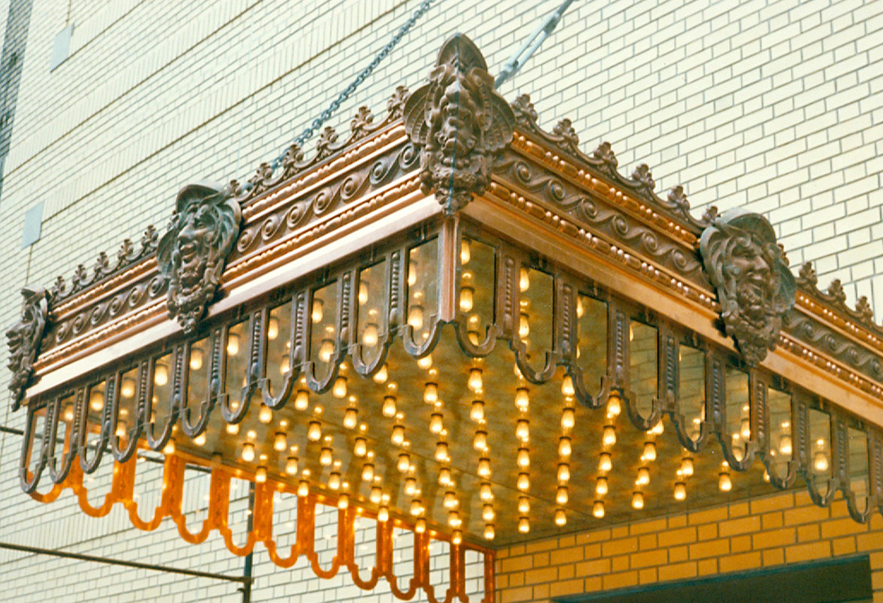 copper marquee pressed stamped sheet metal yonge street
