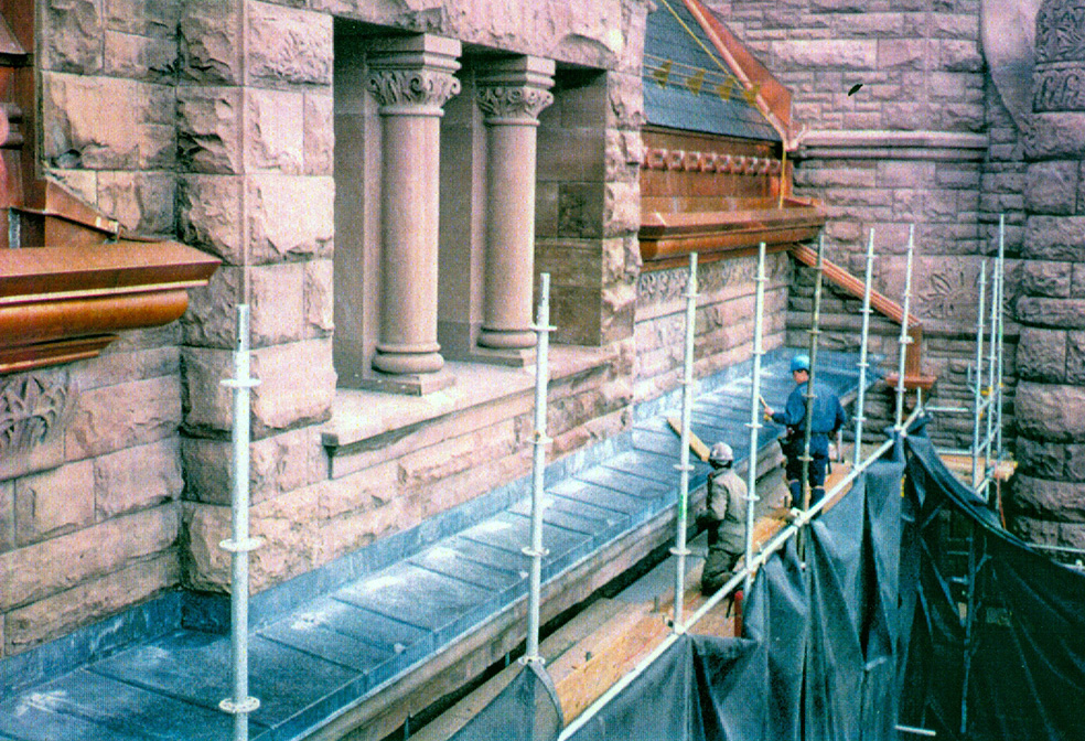 leadwork ontario legislature