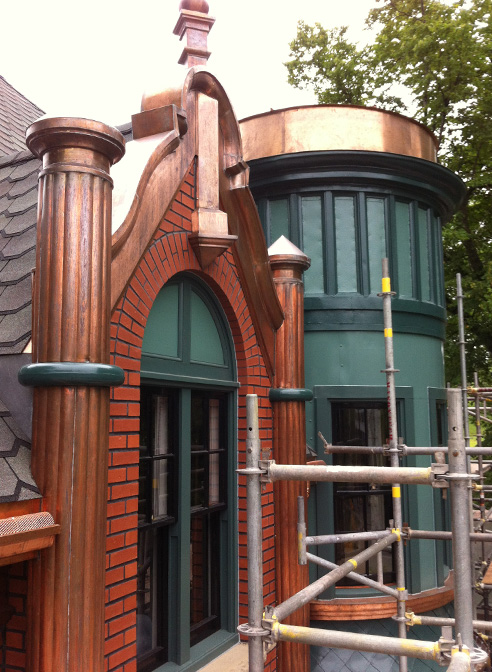 copper gable powers
