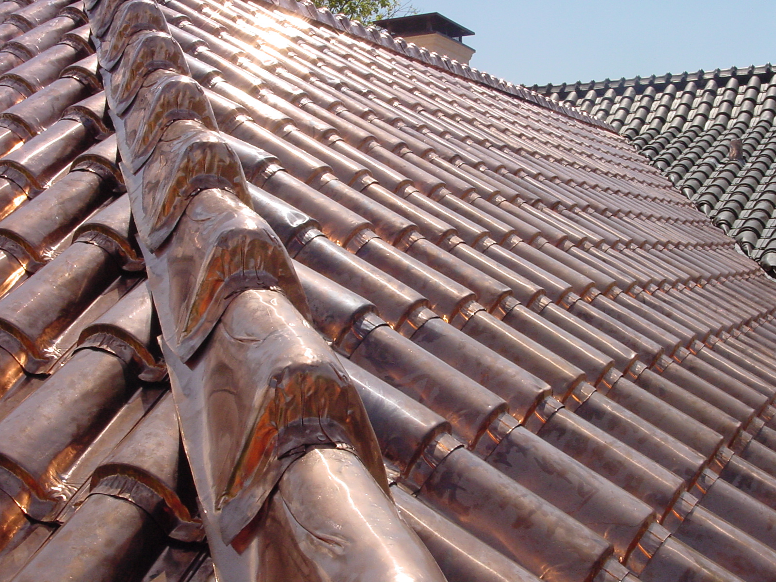 Lovely The History Of The Spanish Style Roof